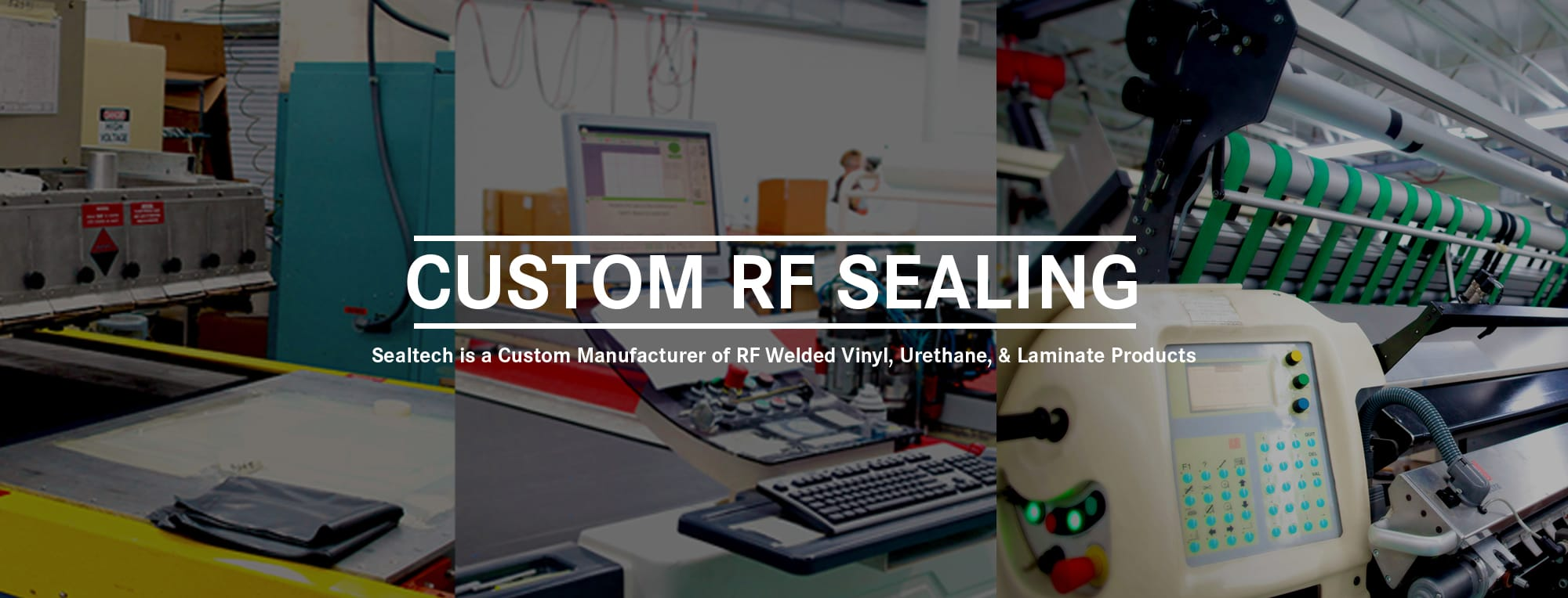 RF Welding And Sealing